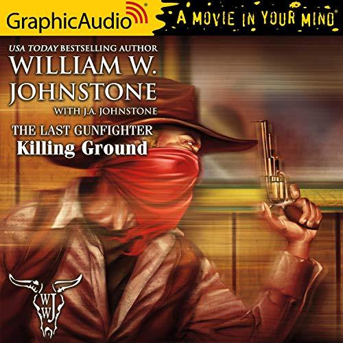 Couverture de Killing Ground [Dramatized Adaptation]