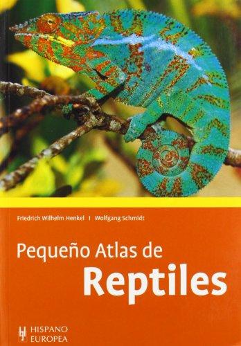 Pequeño atlas de reptiles