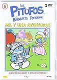 Los Pitufos Mil Y Una Aventuras [DVD]