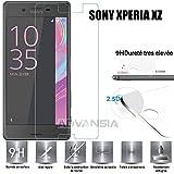 Sony Xperia XZs Vitre protection d'ecran en verre trempé incassable Tempered Glass (Lot de 2) pour...