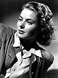 Perfect A4 Actress Poster Ingrid Bergman