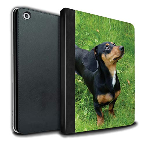 Stuff4 VAR Apple iPad 9.7 2018/6th Gen Dackel/Dachshund