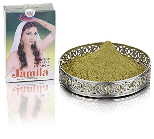 Jamila Henna | Henna Pulver | Henna für die Haut | Henna für die Haare |