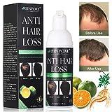 Anti Chute Cheveux, Hair serum, Croissance des Cheveux, Sérum de Croissance de Cheveux, Formule Naturel Herbal, Favorise la Pousse des Cheveux Plus épais, Contre la Perte de Cheveux.