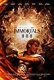 Immortals - Mickey Rourke – Wall Poster Print – A3 Size