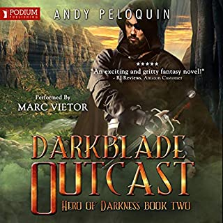 Darkblade Outcast cover art