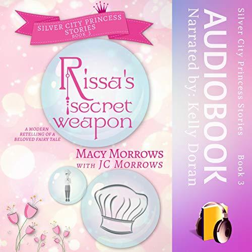 Rissa's Secret Weapon audiobook cover art