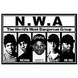 N.W.A. Lineup – Eiswürfel – MC Ren – Eazy E –