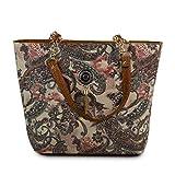 Deefly Women's Handbag Shoulder | Brown