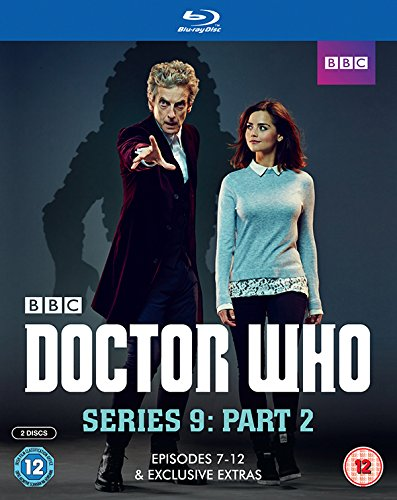 Doctor Who - Series 9, Part 2 [Blu-ray]