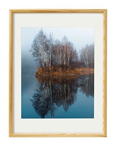Houten fotolijst 21 x 29,7 cm, A4