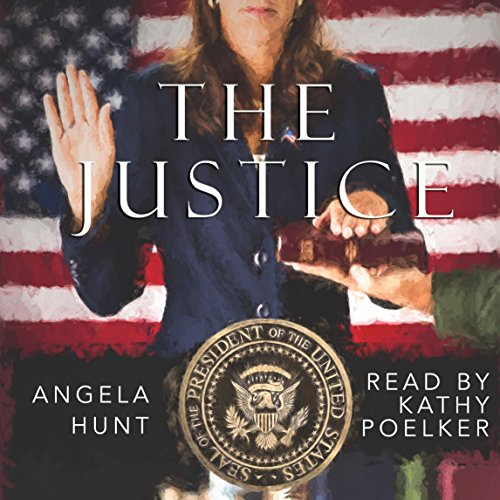 The Justice audiobook cover art
