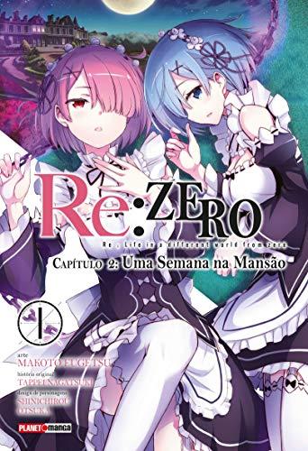 Re: Zero - Capítulo 2: Uma Semana na Mansão Vol. 1