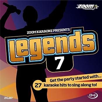 Zoom Karaoke CD+G - Legends Volume 7 - Beatles/Kinks/Dave Clark Five/Manfred Mann/Who [Card Wallet] by Zoom Karaoke