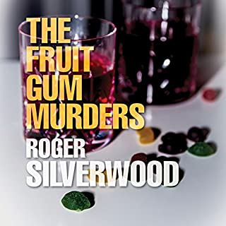 The Fruit Gum Murders audiobook cover art