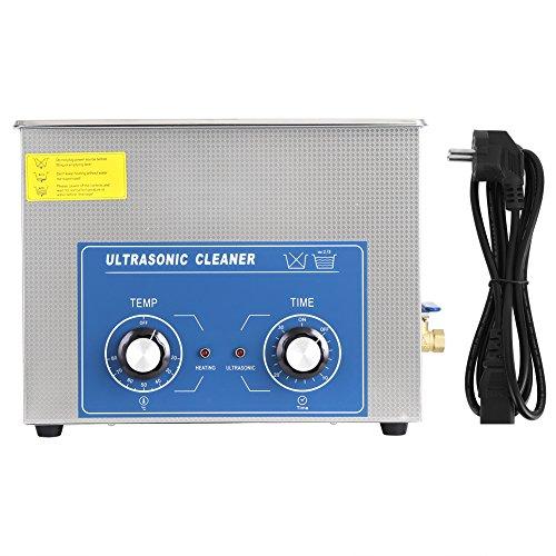 2L ~ 22L limpiador ultrasónico profesional calefacción bandeja cámara Limpieza Acero inoxidable para limpieza de joyas, gafas, Eléments dentaires, metales precioso y cabezales de impresión 15 L