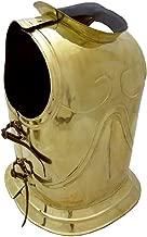 Deepeeka AH6096N - Early Greek Short Bell Cuirass Breastplate w/Bronze Finish