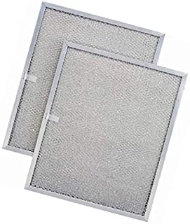 Nispira Replacement Range Hood Grease Filter Compatible with Broan QS1 and WS1. Compared to BPS1FA36. 2 Filters