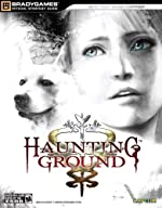 Haunting Ground Official Strategy Guide de BradyGames