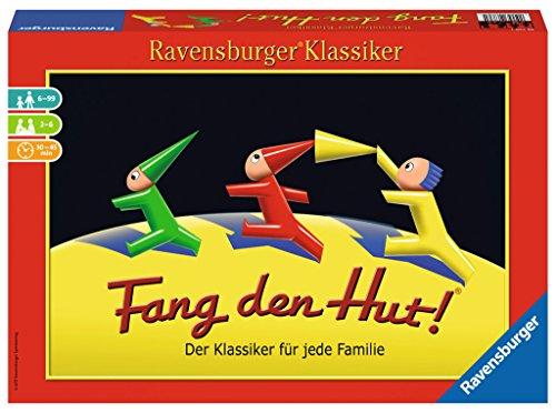 Ravensburger Spiele 26736 - Fang den Hut!®