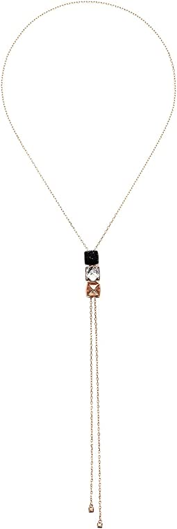 Swarovski - Glance Y Necklace
