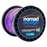 Nomad Design - Panderra 8X Braid, Braided Fishing Line