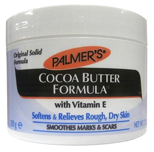 Palmers Palmer's Beurre de coco Formula avec vitamine E Jar de crème 200 g