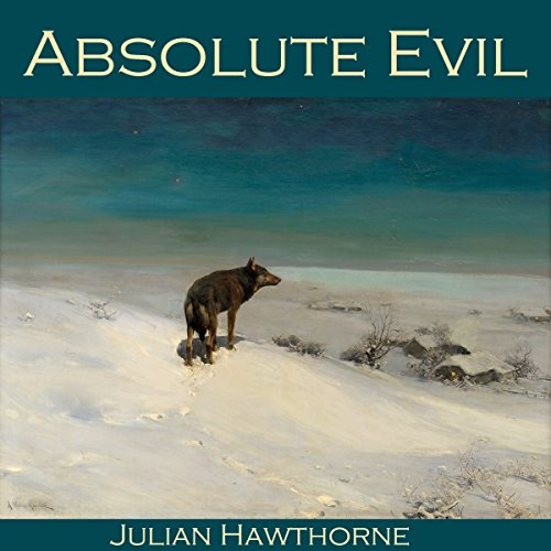 Absolute Evil audiobook cover art