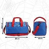 Zoom IMG-1 perletti borsa sport bambino spiderman