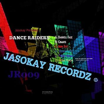 Dance Raiders