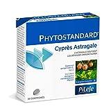 Pileje - Cypres Astragale 30 Comprimes Phytostandard Pileje