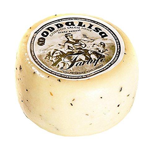 Italian Pecorino Truffle Cheese 1 lb - Pack of 2