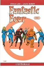 Fantastic Four Integrale T04 1965 de Stan Lee