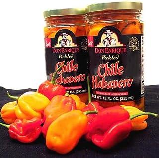 Melissa's Pickled Habanero Peppers, 3 Jars (12 fl oz)