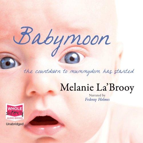 Babymoon audiobook cover art