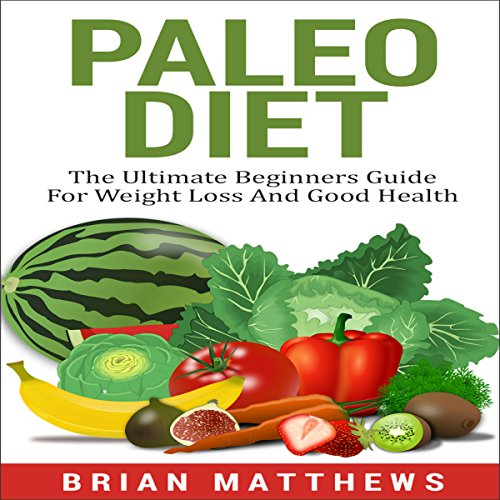 Paleo Diet audiobook cover art