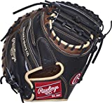 Rawlings Heart of the Hide Catcher's Solid Web Mitt (1 Piece), 33'