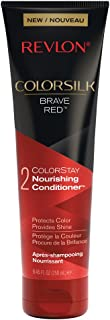 Revlon Conditioner Color Silk Nourishing Brave Red 250ml