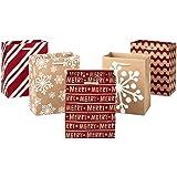Hallmark Christmas Assorted Gift Bag Bundle...