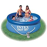 Intex Easy Set 28112 Piscina de 244 x 76 cm con bomba filtro + cartucho