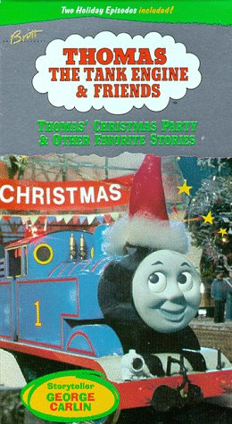 Thomas the Tank Engine and Friends - Christmas Party & Other Favorite Stories [VHS]