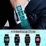 Zoom IMG-1 chereeki fitness tracker smartwatch ip68