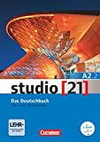 Studio 21 A2.2 Libro de curso (Incluye CD): Deutschbuch A2.2 mit DVD-Rom