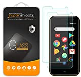 (2 Pack) Supershieldz Designed for Palm Phone Tempered Glass Screen Protector, Anti Scratch, Bubble Free