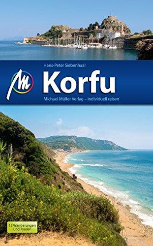 Korfu: Reiseführer mit vielen praktischen Tipps.