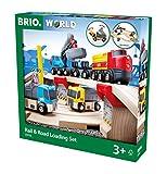 Brio 33210 - Set Cava Ferrovia e Strada...