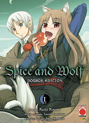 Spice and Wolf. Double edition (Vol. 1)