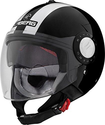 Neue Caberg Riviera V2 + Legende Dvs Open Face Motorradhelm L 59-60cm