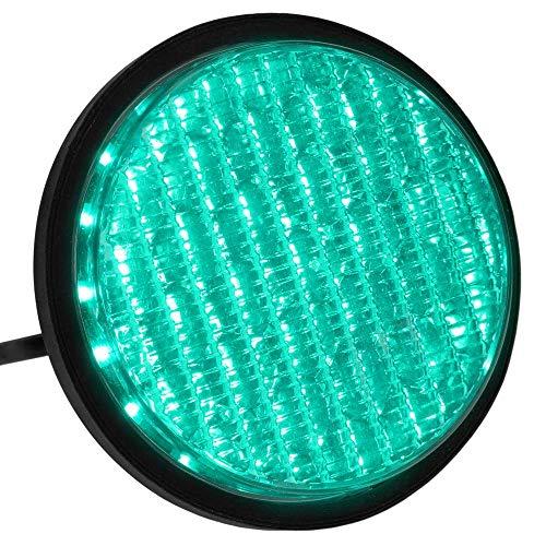 PrimeMatik - LED Licht für Ampel IP65 100mm 220VAC grün