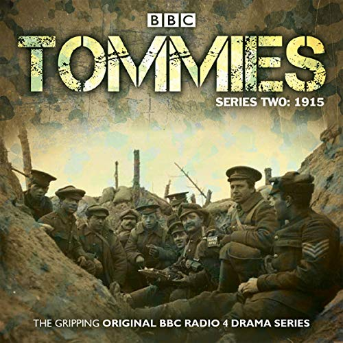 Tommies audiobook cover art